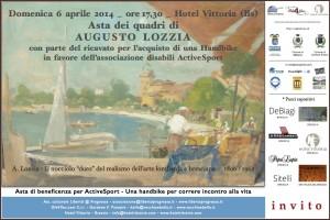 Invito Lozzia Asta