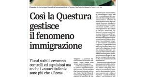 I migranti – urgenza epocale.
